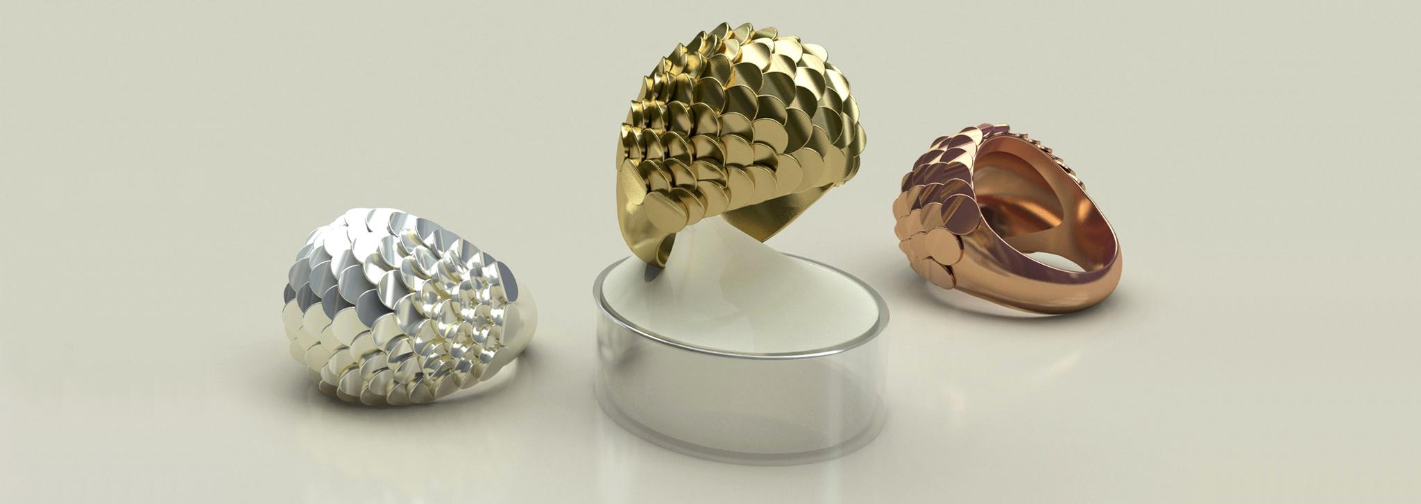 Corso Rhinoceros – Progettazione Orafa Avanzata - Formazione Grafica 3D AAP Studio – Napoli